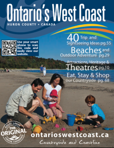 2011 HURON COUNTY VACATION GUIDE