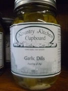 Kountry Kitchen's Garlic Dills