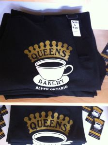 Queens Bakery shirt