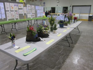 exhibits at the Hensall Spring Fair