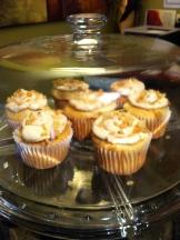 Dessert at Samuels