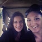 Lori and Jenna