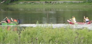 Cardboard Boat Races