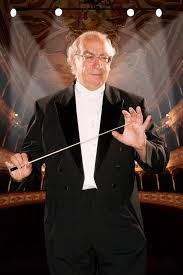Artistic Director of the Bach Music Festival, Gerald Fagan
