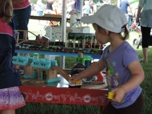 Children's Festival, Goderich 2013