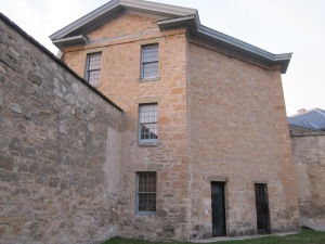 Huron County's Gaol is a National Historic site.