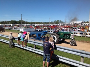 Here comes Grampa2 (Tractor Pull)