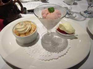 Desserts were delicious!