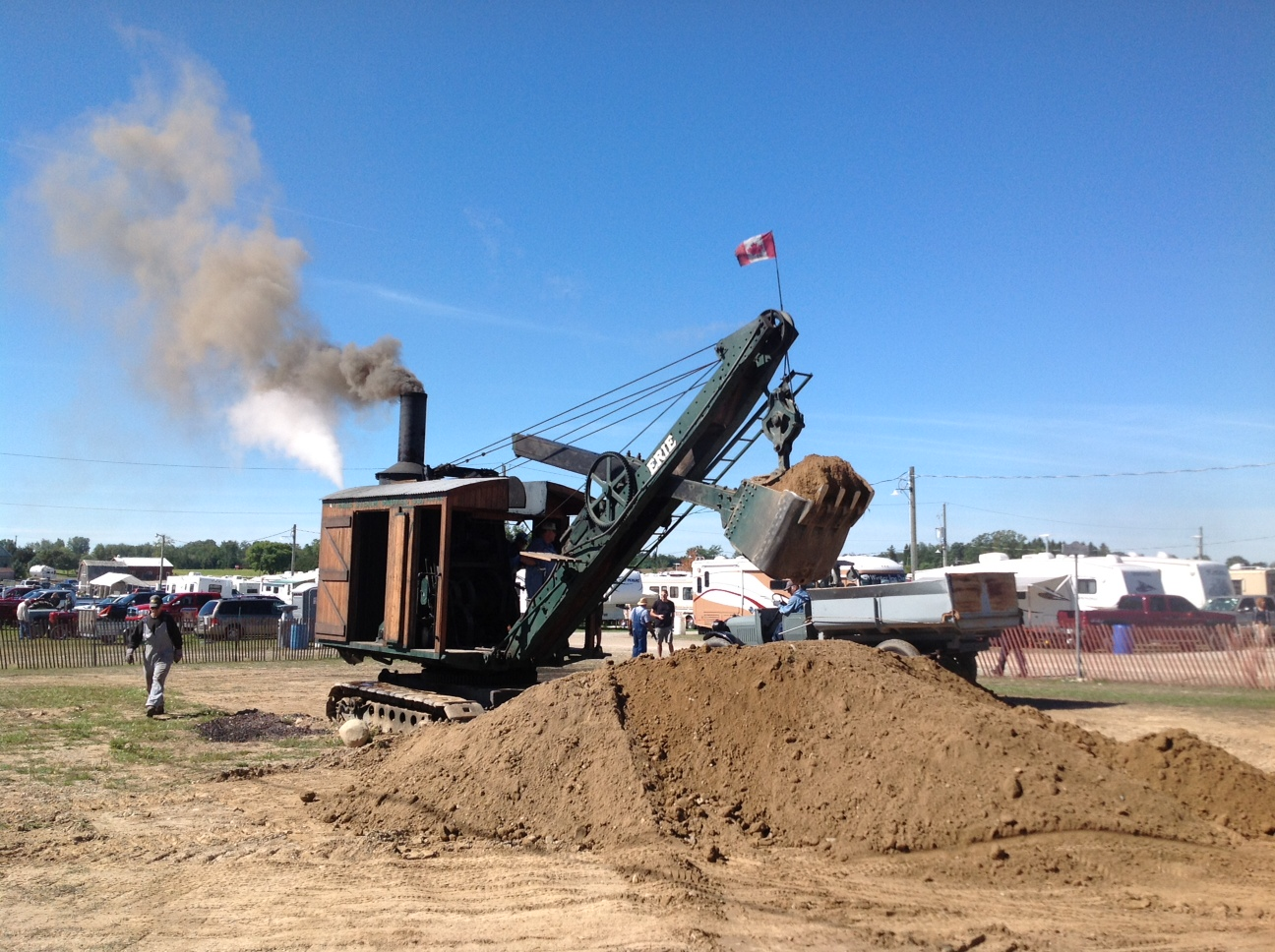 Sunday at the Blyth Steam Threshers Show | Ontario Travel ...
