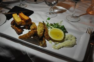 Benmiller Winterlicious - Fish and Chips