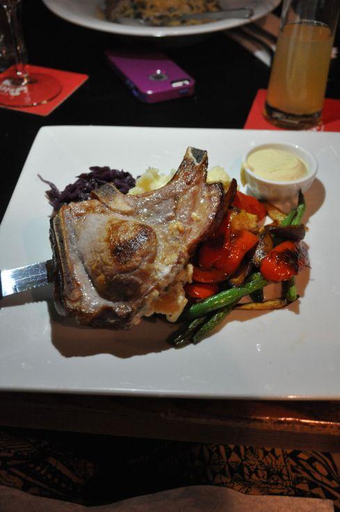 Metzger's Pork Chop