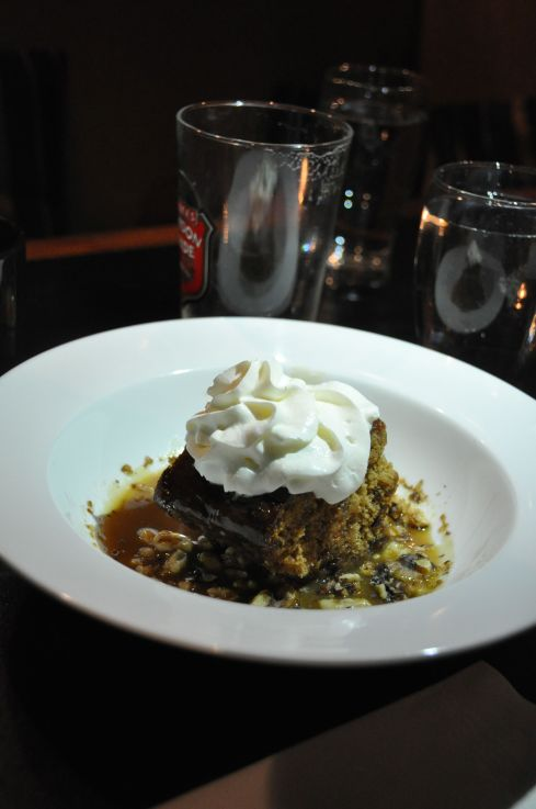 Sticky Toffee Pudding