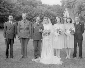 Heard Wedding Party, 1944