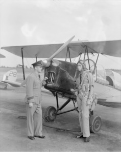 Instructor and Student, about 1940-1944
