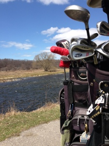 With the sun shining and the Maitland flowing, this course is perfect for nature lovers.