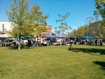 Farmers Market on the Square, Saturday's