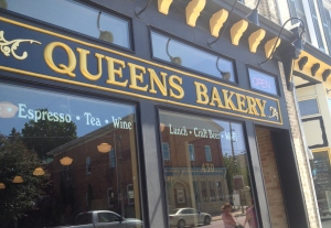 Queens Bakery in Blyth