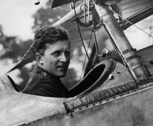 Photo:  Billy Bishop provided by Blyth Festival