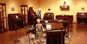 Enjoy old sounds at the Noteworthy Exhibit