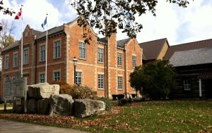 the Huron County Museum is housed in a magnificent structure on North Street in Goderich