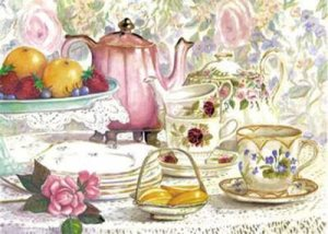 Enjoy a Victorian Tea Party