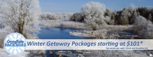 Snowflake Stay Packages