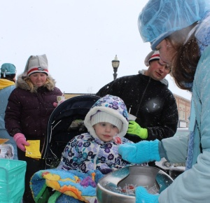 Winterfest draws people of all ages to a variety of activities.