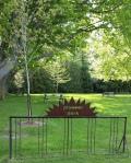 pioneer park bike rack