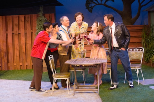 Patti Allan and Company in Hilda's Yard, 2016 Season